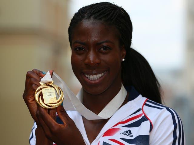 Athletics – 2013 IAAF World Athletics Championships – Christine Ohuruogu Photocall – Marriot Grand