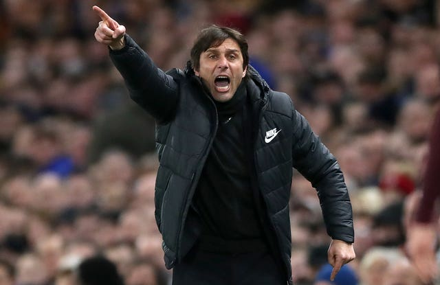 Antonio Conte has been linked with Real Madrid