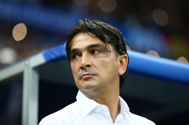 Croatia manager Zlatko Dalic saw his side thrashed by Spain in their previous Nations League outing.