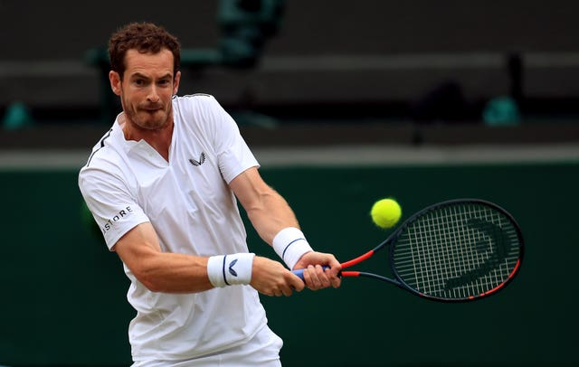 Andy Murray has won three grand slams but his comeback is in doubt