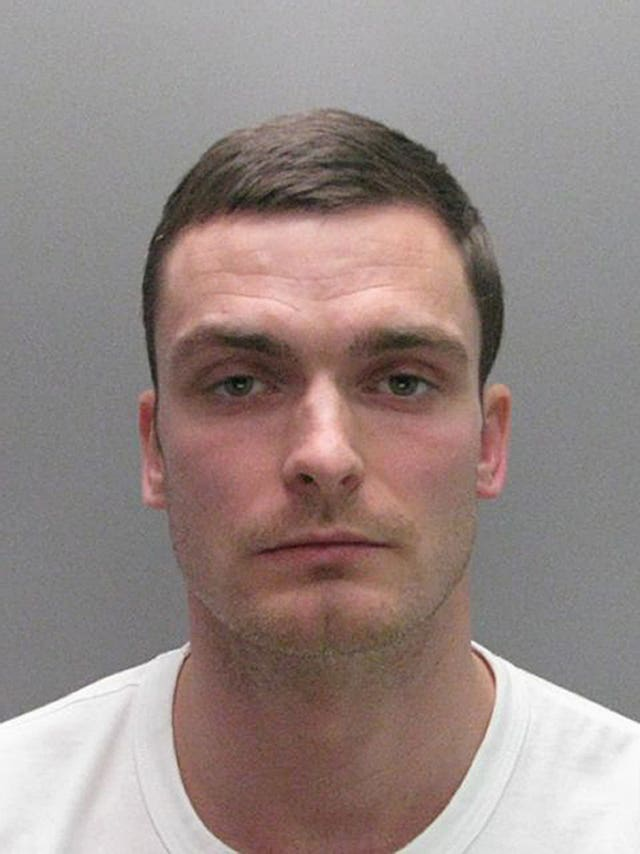 Adam Johnson conviction appeal