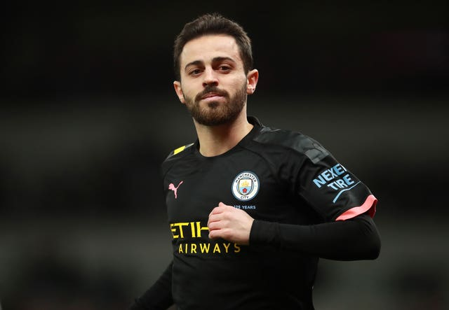 Bernardo Silva can operate on the left