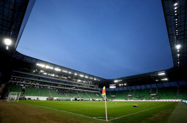 The Groupama Arena
