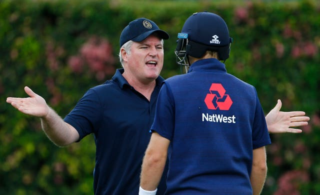 Parkinson has worked closely with former Australia leg-spinner Stuart MacGill