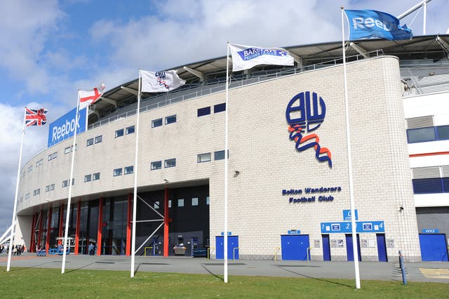 Bolton hope to complete the sale of the club to a mystery buyer
