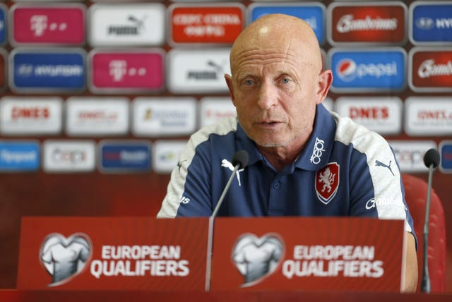 Karel Jarolim lost his job as Czech Republic manager after a spell of bad results.