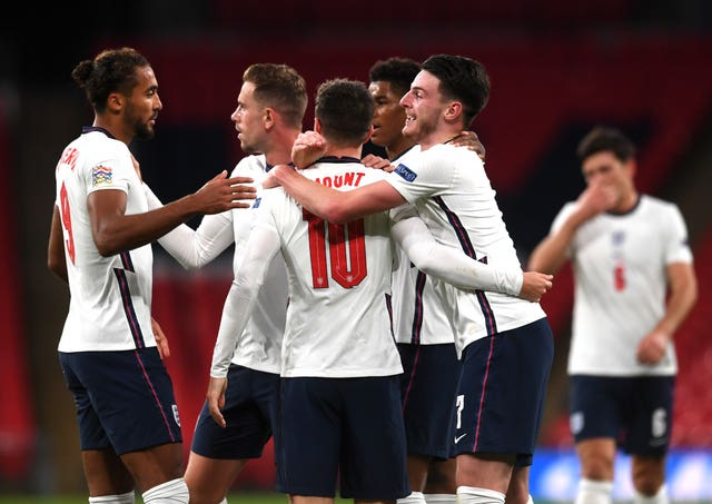 Southgate hopes the national team can lift spirits as England enters another lockdown
