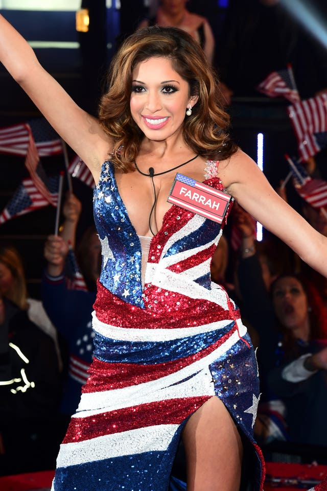 Farrah Abraham - Celebrity Big Brother 2015