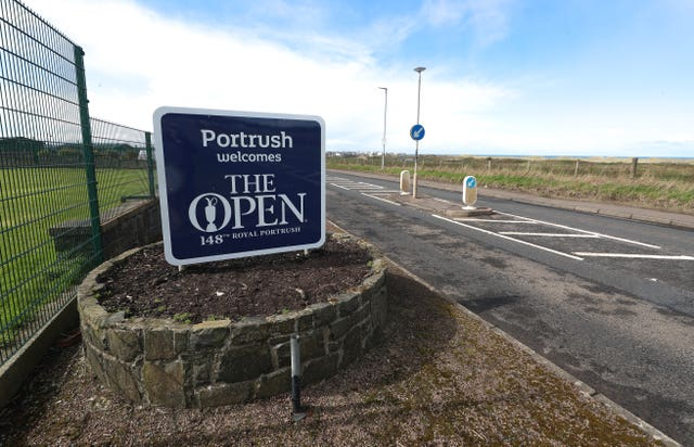 Royal Portrush in Northern Ireland will play host to the 2019 Open Championship