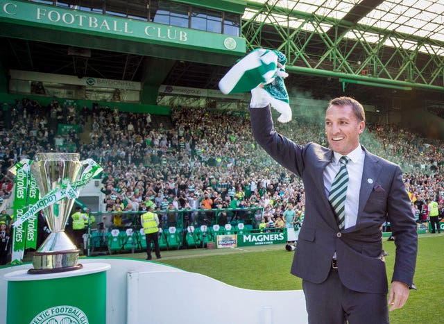 Brendan Rodgers lived up to the hype