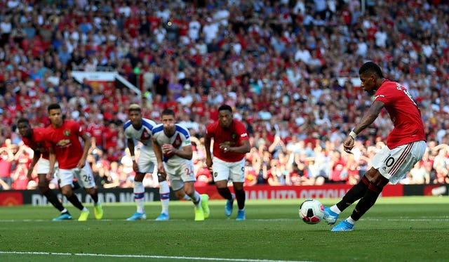 Marcus Rashford's penalty miss cost United
