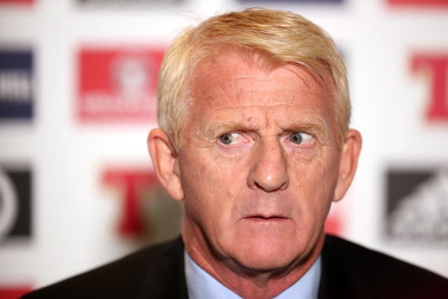 Gordon Strachan blamed genetics for a failed Scotland World Cup campaign