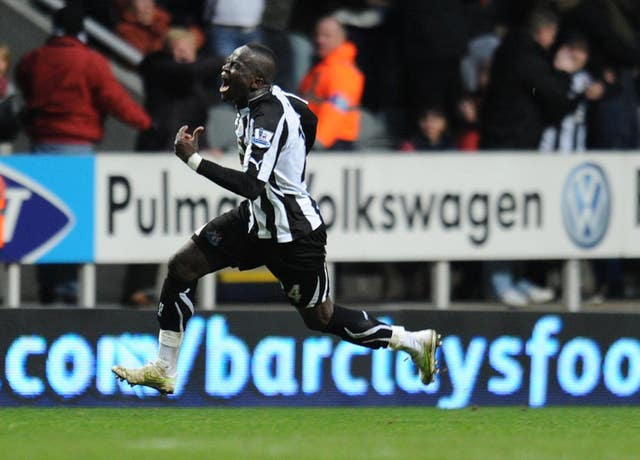 Soccer – Barclays Premier League – Newcastle United v Arsenal – St James' Park