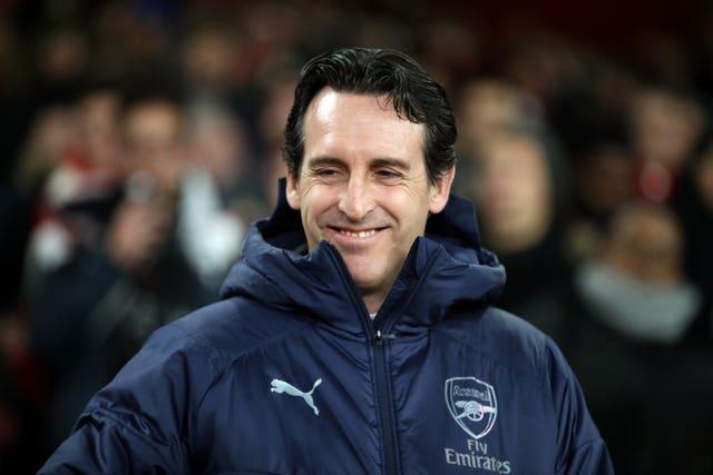 Arsenal v Qarabag – UEFA Europa League – Group E – Emirates Stadium