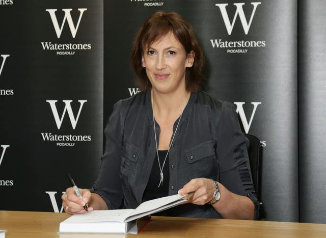 Miranda Hart Book Signing – London