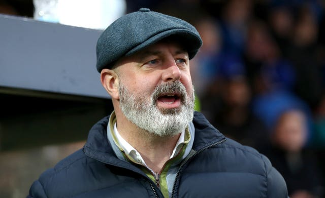 Bolton manager Keith Hill is trying to make up a 12-point deduction