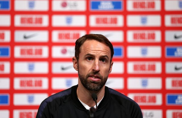 Gareth Southgate is confident about Rice's character