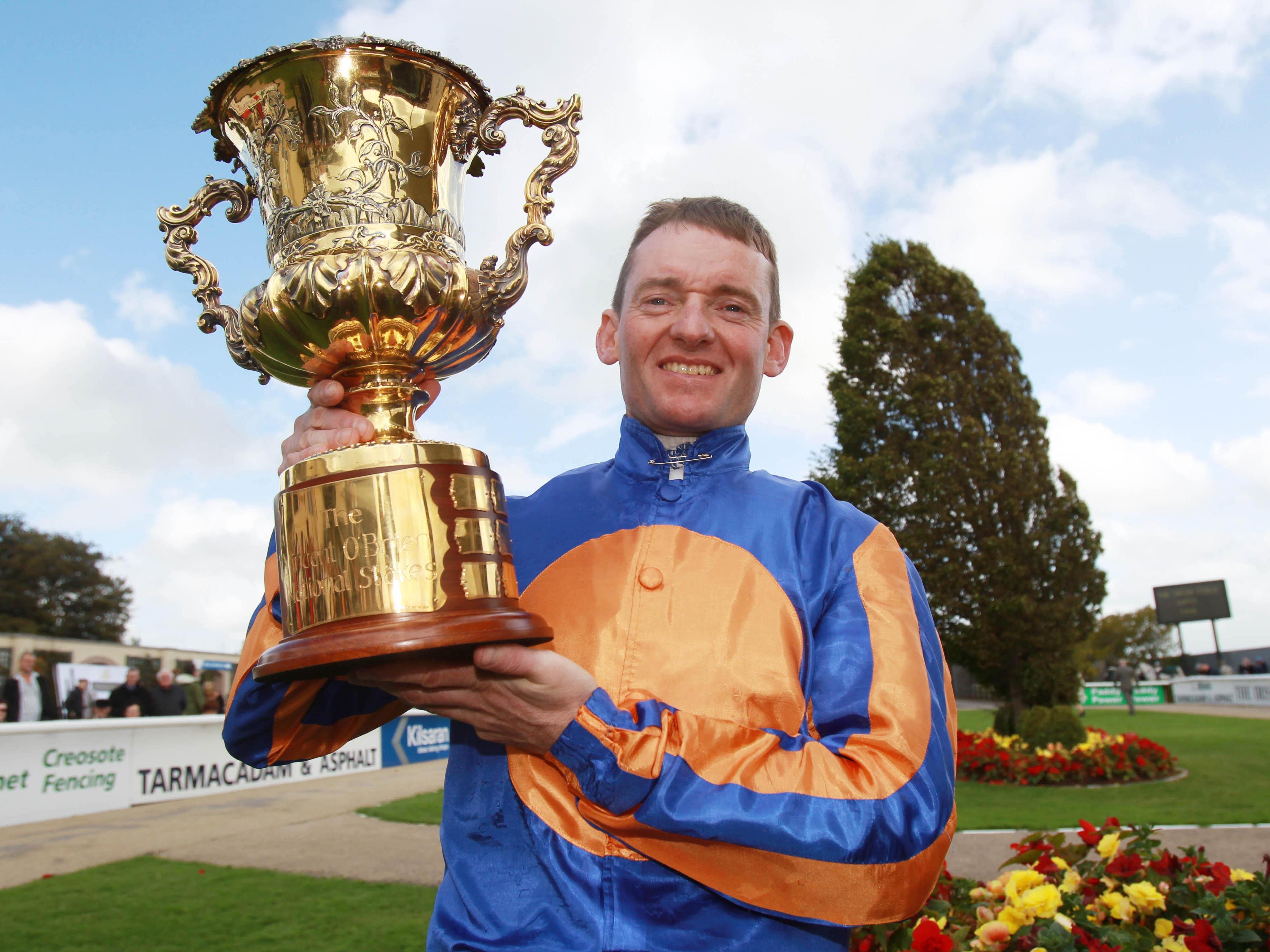 Seamus Heffernan rode Etoile to victory (Niall Carson/PA)
