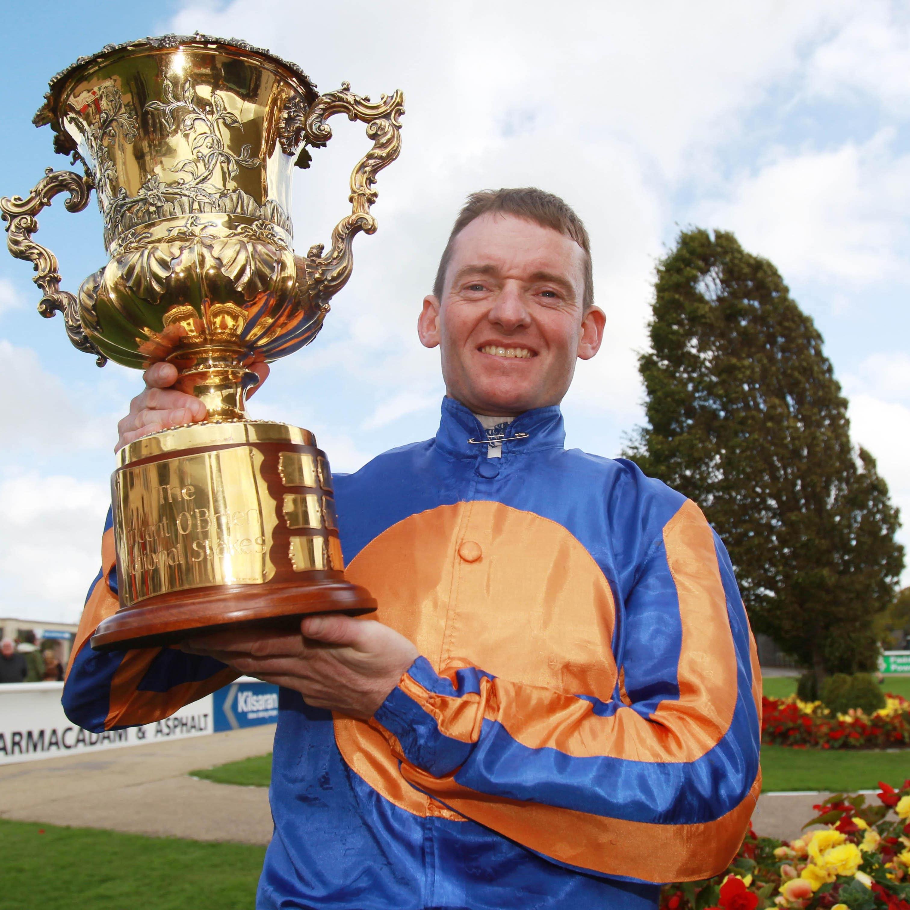 Seamus Heffernan rode Etoile to victory