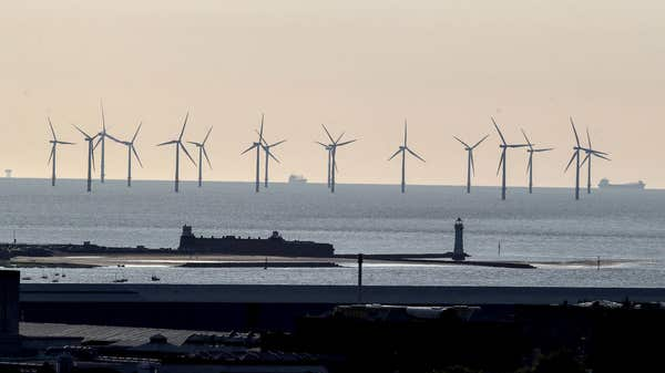 Renewable power overtakes fossil fuels for first time in UK in 2020 – report