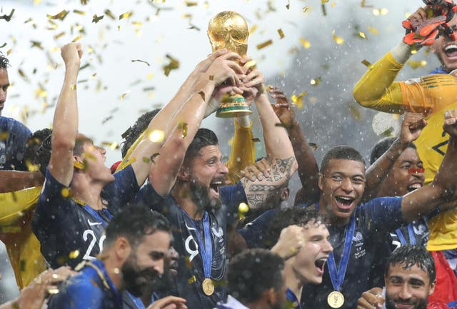 World champions France would be tough opponents for England