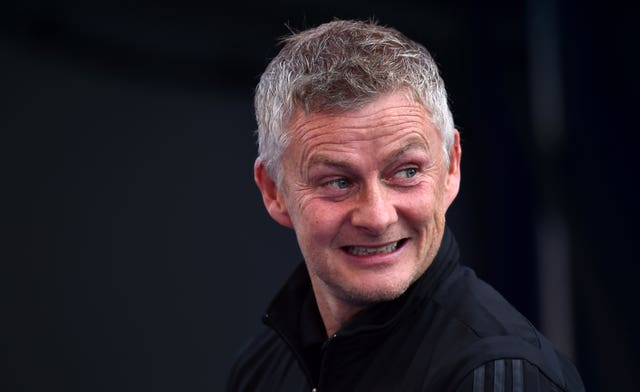 Ole Gunnar Solskjaer led his Manchester United team to third in the Premier League.