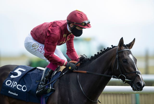 Kameko and Oisin Murphy will be heading to the Breeders' Cup next week