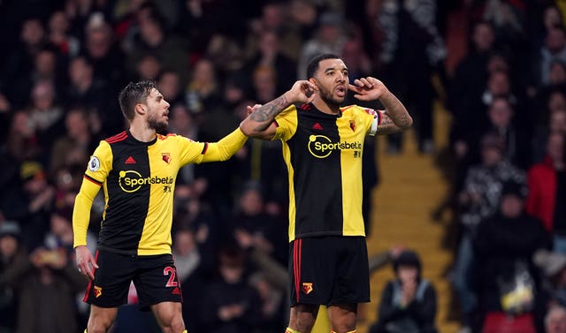 Watford v Aston Villa – Premier League – Vicarage Road