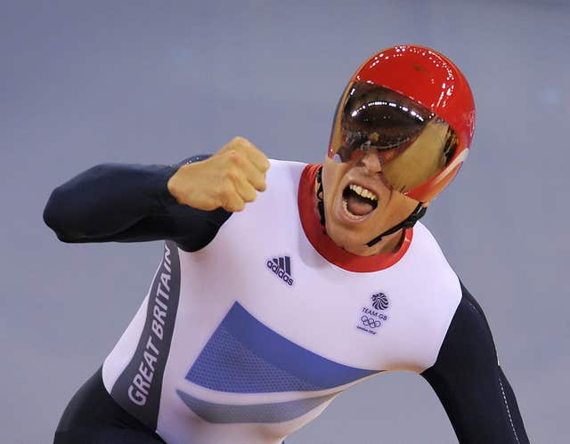 On This Day in 2012 � Team GB flag carrier Sir Chris Hoy wins fifth gold medal
