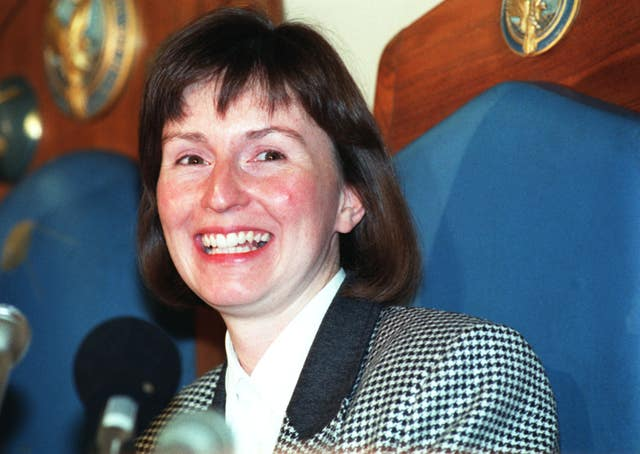 Helen Sharman became the first Briton into Space (Jim James/PA Wire)
