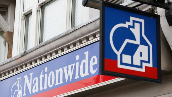 Nationwide will not repossess homes of those hit by Covid-19 for next 12 months