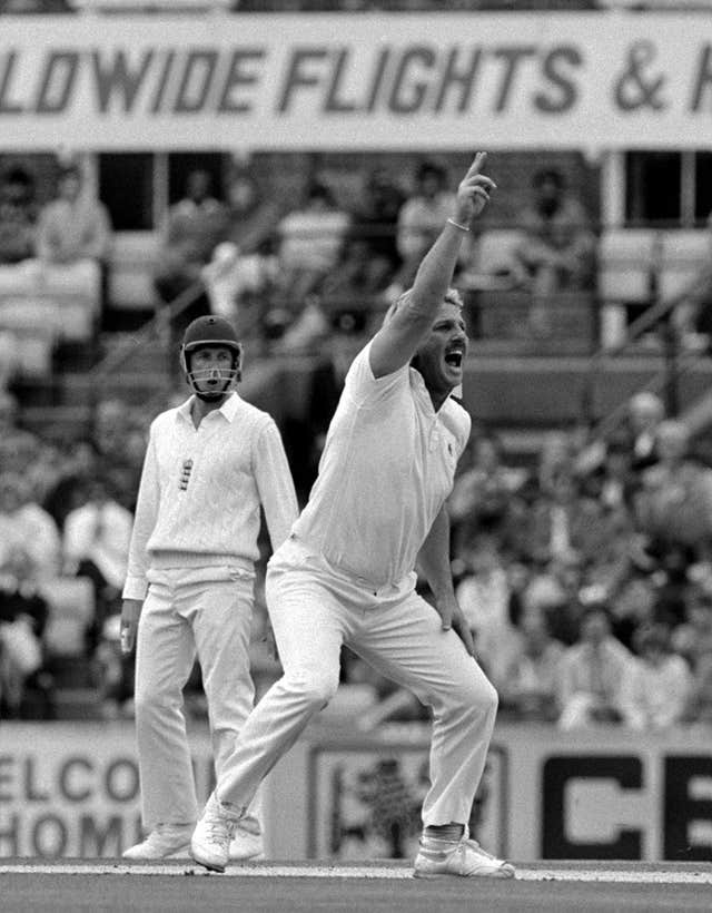 Sir Ian Botham was one of England's greatest