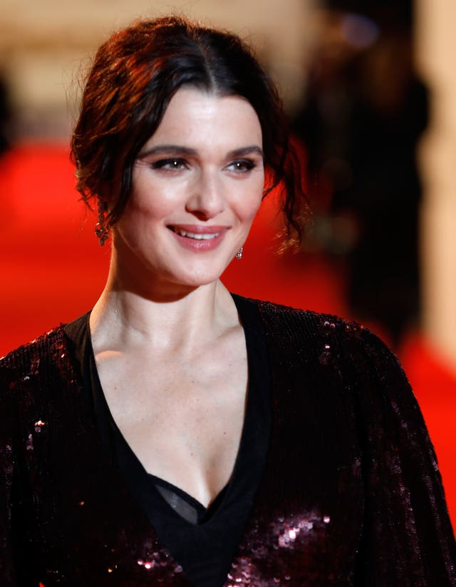 Rachel Weisz on the red carpet