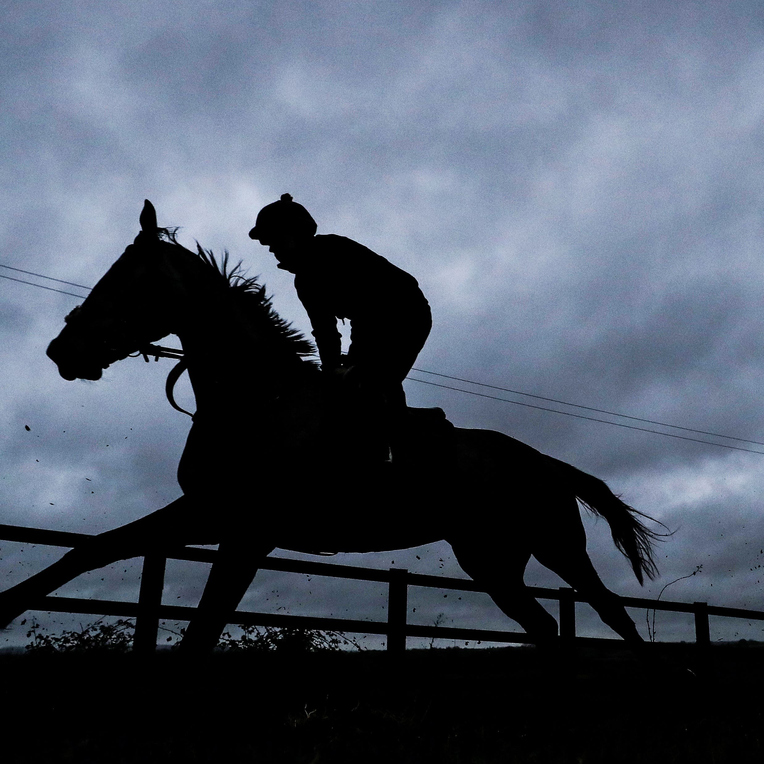 The BHA will decide on Monday if racing can resume on Wednesday