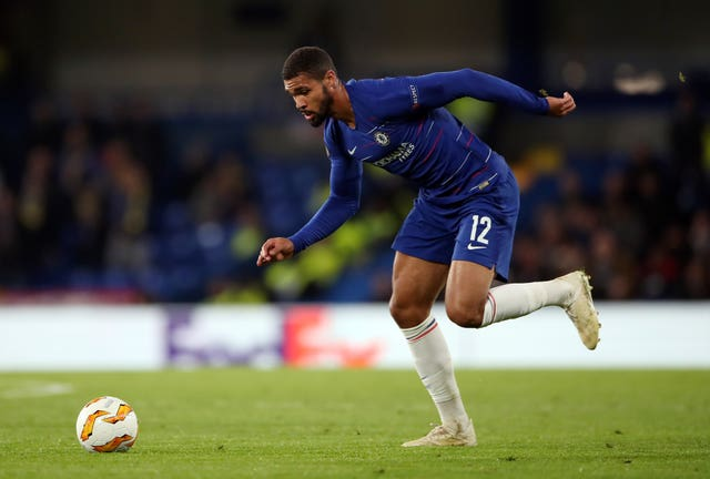 Maurizio Sarri has ruled out the possibility of a January exit for Ruben Loftus-Cheek, pictured