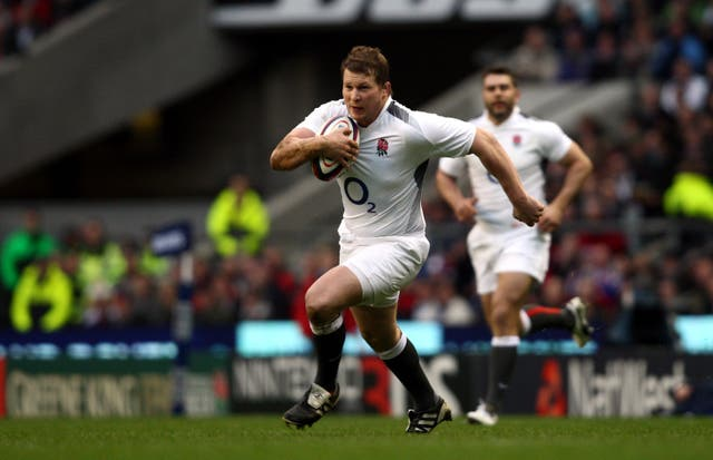 Hartley during a 2011 Six Nations match at Twickenham