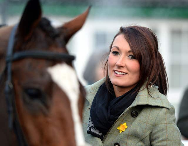 Rebecca Menzies is another trainer looking forward to getting started at Newcastle