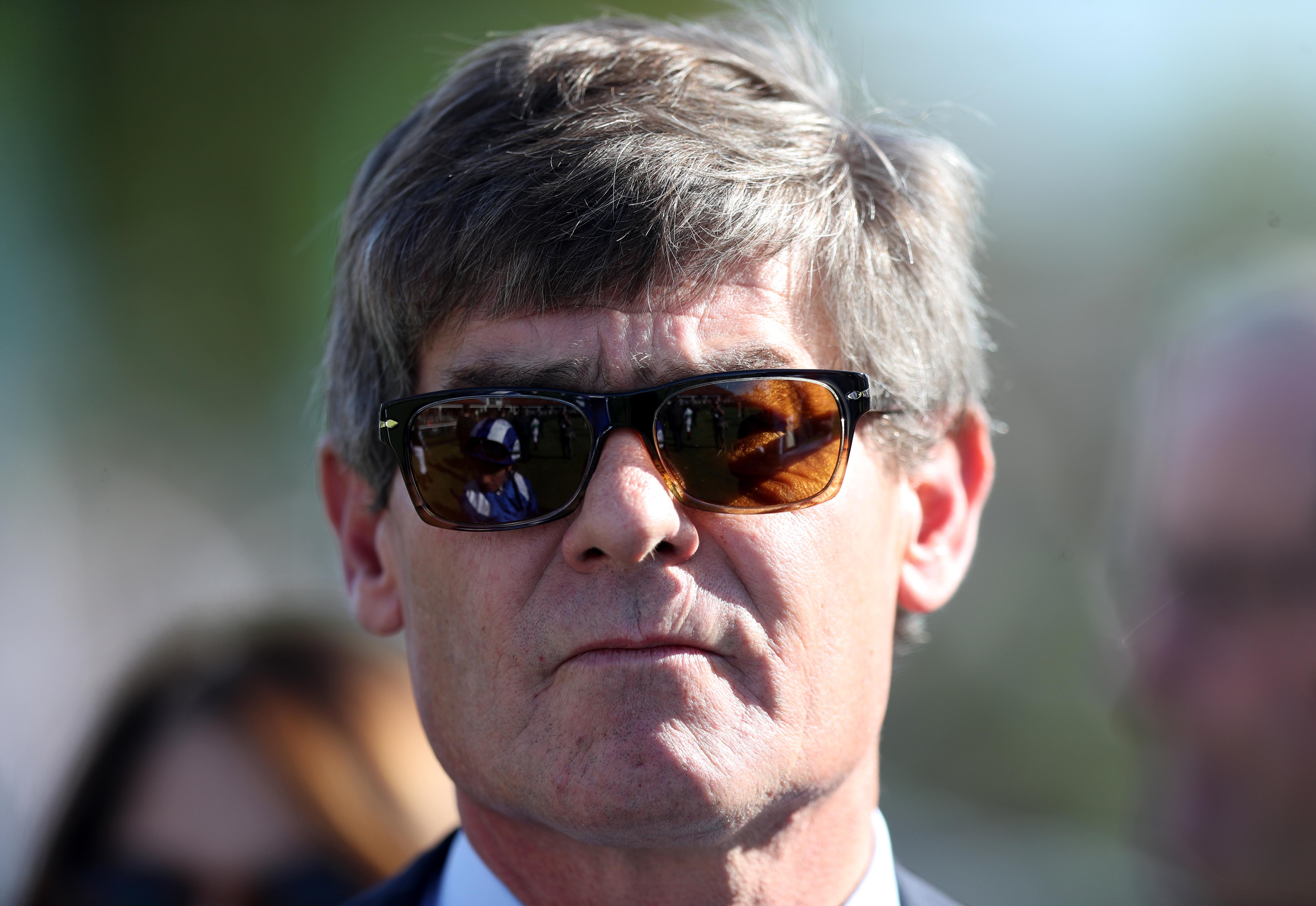 Trainer Simon Crisford
