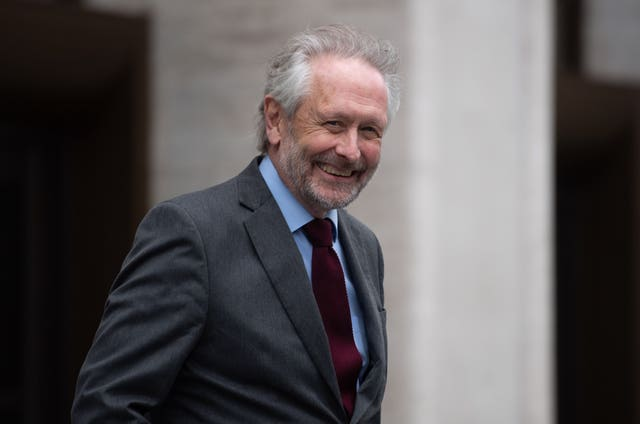 Sir Peter Soulsby