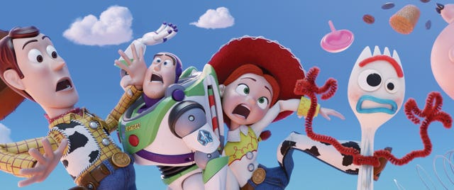 Toy Story 4 festival screening