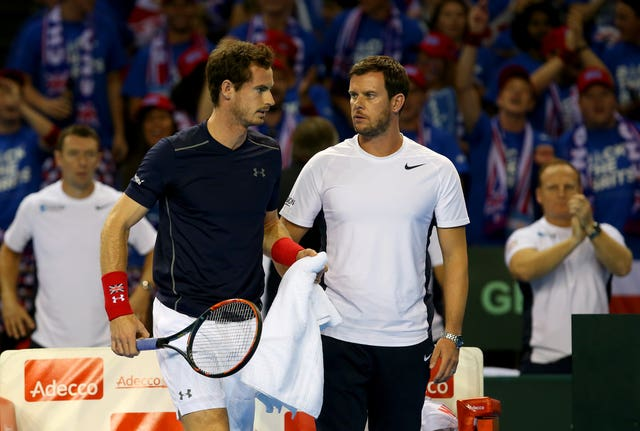 Davis Cup Semi-Finals – Great Britain v Argentina – Day One – Emirates Arena