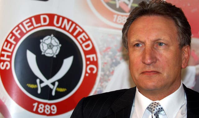 Soccer – Sheffield United Press Conference – Bramall Lane