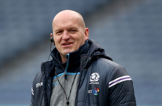 Gregor Townsend will name his World Cup squad on September 3
