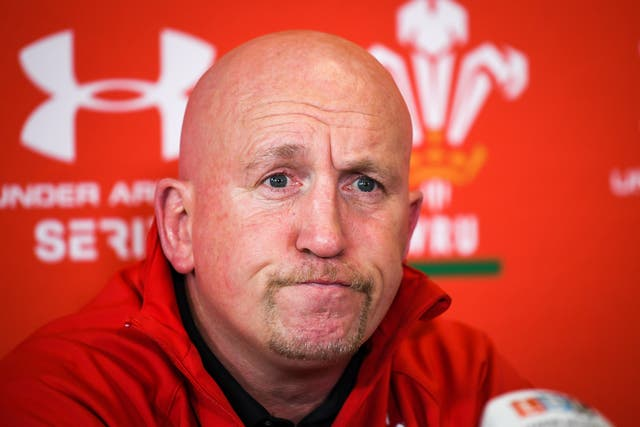 Shaun Edwards is on France's coaching staff