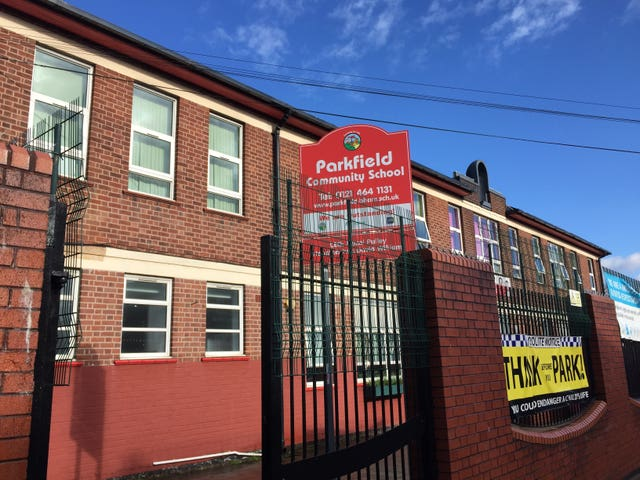 Parkfield Community School – No Outsiders project