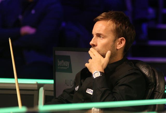 Ali Carter will replace O'Sullivan