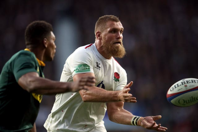 Brad Shields is struggling with a side strain