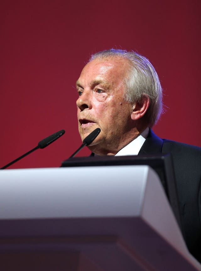 Gordon Taylor's salary has attracted many raised eyebrows