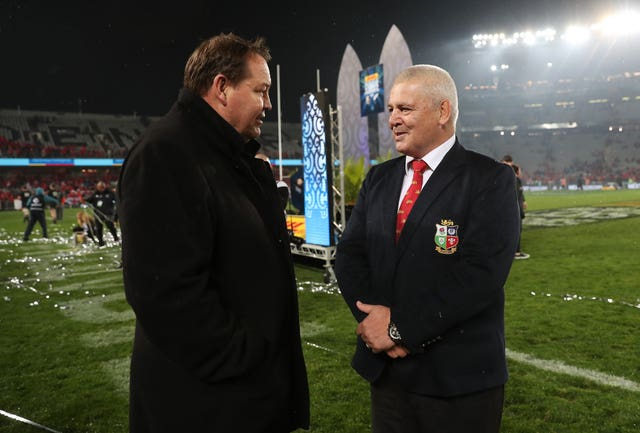 New Zealand v British and Irish Lions – Third Test – Eden Park