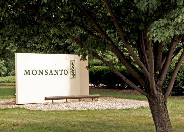 The Monsanto headquarters in St Louis